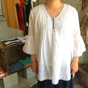 AHUJAS embroidered blouse