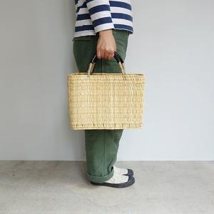 warang wayan straw basket tall Sサイズ