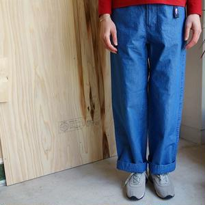 THE NORTH FACE PURPLE LABEL Indigo Chambray Mountain Field Pants