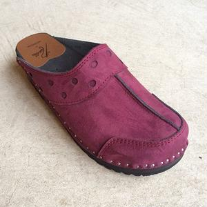 Needles BY TROENTORP Swedish Clog-Center Seam/Pebble (men's)