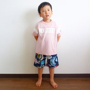 Gramicci kid's Print Shell G-Shorts