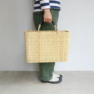 warang wayan straw basket tall Mサイズ