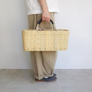warang wayan straw basket low Mサイズ