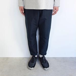 Slow Hands Linen D-stripe Daytripper pants