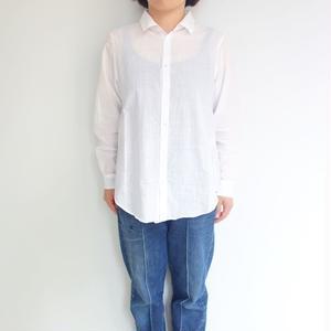 Suno & Morrison Khadi White Shirts