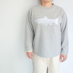 THE NORTH FACE PURPLE LABEL L/S Graphic Tee