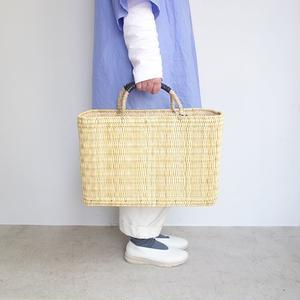 warang wayan straw basket tall Mサイズ