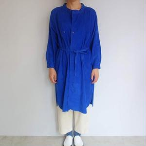 Slow Hands fine corduroy gown coat