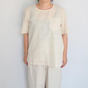 chahat khadi T shirt with pocket