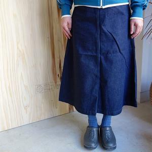 THE NORTH FACE PURPLE LABEL Mountain Denim Skirt