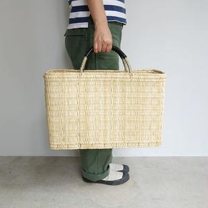 warang wayan straw basket tall Lサイズ