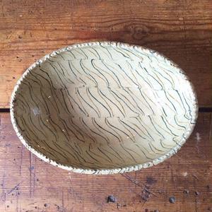 掛谷 康樹 練上手楕円鉢