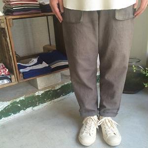 Slow Hands Linen beach pants
