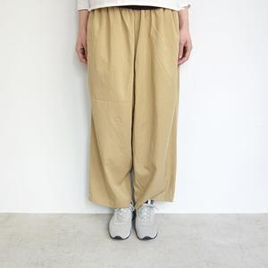 Gramicci Lyocell Balloon Pants