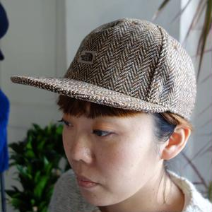 THE NORTH FACE PURPLE LABEL Harris Tweed Cap