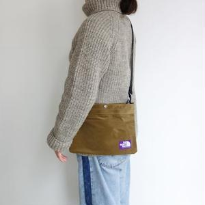THE NORTH FACE PURPLE LABEL Corduroy Shoulder Bag
