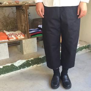 koton 高密度ギャバ ロークロッチパンツ