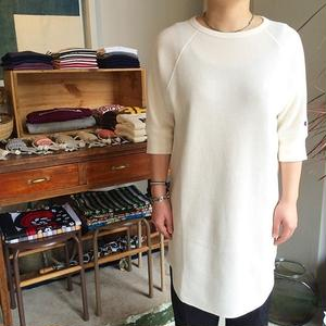 Champion 3/4 RAGLAN SLEEVE TUNIC T-SHIRT