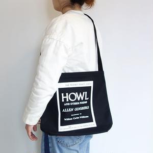 City Lights Book Store HOWL Shoulder Bag
