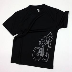 CHART-BD CHARINECO T-SHIRTS-BK-DAYPACK ブラック/デイパック