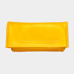 002 CLUTCH BAG(2WAY) _yellow