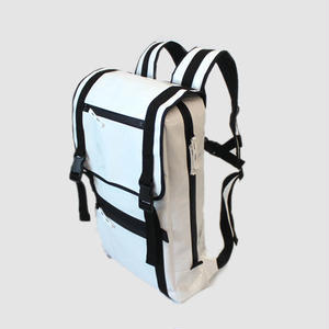 031 BACKPACK _white×black