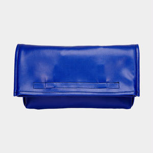 002 CLUTCH BAG(2WAY) _blue