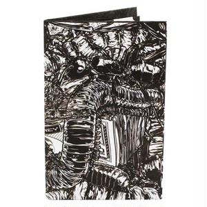 【ACH003OLI】paperwallet/ペーパーウォレット-Artist Card Holder-MARCELO OLIVEIRA