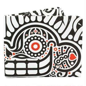【ART010MAT】paperwallet/ペーパーウォレット-Artist Wallet-MATACHO タイベック素材 紙の財布