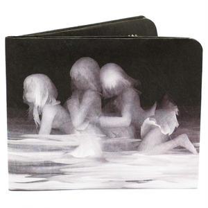 【ART028TAK】paperwallet/ペーパーウォレット-Artist Wallet-KAZUKI TAKAMATSU タイベック素材 紙の財布