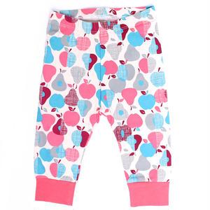 【SFA-GPA-FRT】PACT(パクト)ベビー オーガニックコットン パンツ BABY-GIRL'S-CUFFSTER PANTS-FRUIT STAND