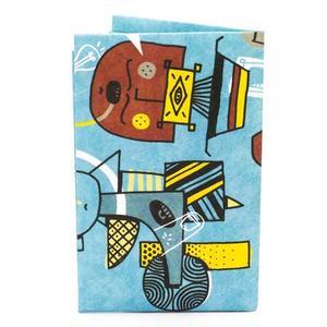 【ACH006ELN】paperwallet/ペーパーウォレット-Artist Card Holder-ELNA