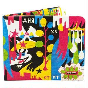 【ART009KLO】paperwallet/ペーパーウォレット-Artist Wallet-ROMAN KLONEK