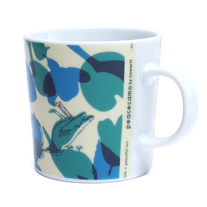 nowartt-Favorite Places MUGCUP BLUE-AP PC by nowartt-NWM-0001-PC09B