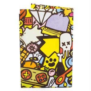 【ACH008CHA】paperwallet/ペーパーウォレット-Artist Card Holder-CHATO