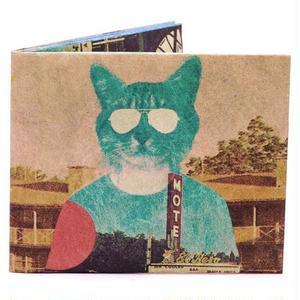 【ART052GCA】paperwallet/ペーパーウォレット-Artist Wallet-ALI GULEC