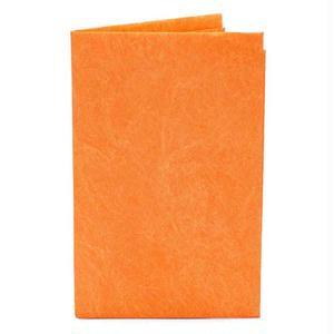 paperwallet-Solid Card Holder-ORANGE-SCH002ORA