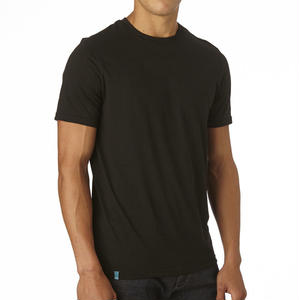 PACT/パクト【ES1-MSC-BLK】メンズ Tシャツ MEN'S EVERYDAY CREW NECK T-SHIRTS BLACK 黒 クルーネックTシャツ