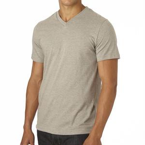 PACT/パクト【ES1-MSV-HGR】メンズ Tシャツ MEN'S EVERYDAY V-NECK T-SHIRTS HEATHER GREY ヘザーグレー VネックTシャツ