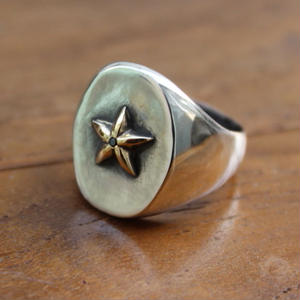 One Star  Ring