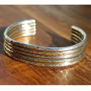Banding Bangle#hummer (SILver×BRASS)