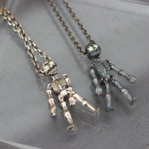 Catacombe Skull Necklace