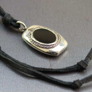 Mirrorstone  Necklace