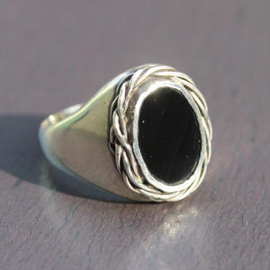 Mirrorstone  Ring