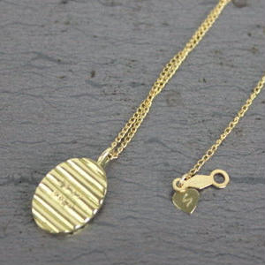 Chip Necklace#GOLD(TOP単体)