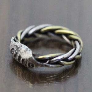 Growing Ring(SV×BRASS)