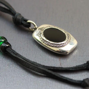 Mirrorstone  Necklace