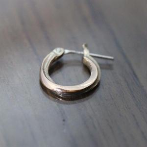 fluent pierce(K10 Pinkgold)