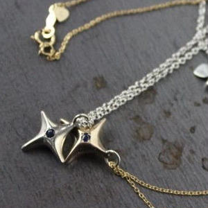 shootingstar Necklace#silver(TOP単体)