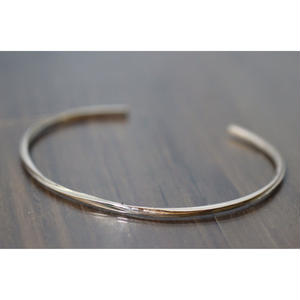 fluent Bangle(K10 Pink gold)